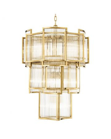 Eichholtz Jet Set Chandelier - Gold