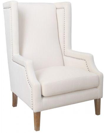 Carlyle Club Chair - Natural