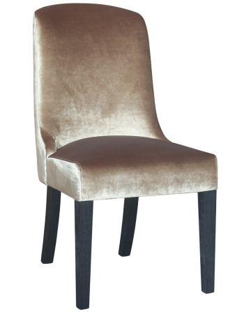 Peyton Dining Chair - Oyster Velvet