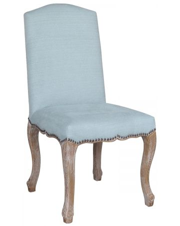 Van Dyke Dining Chair - Blue