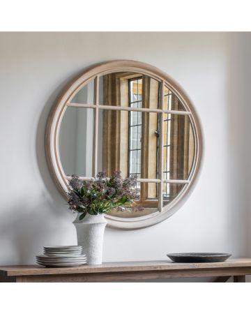 Pembridge Round Mirror