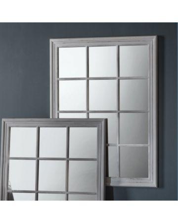 Pembridge 12 Pane Window Mirror