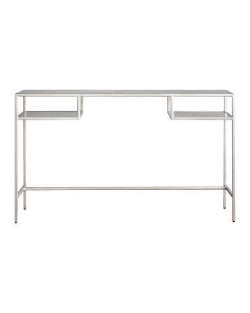 Oslo Desk - Silver