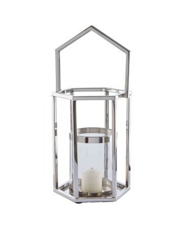 Herber Hexagonal Lantern - Small