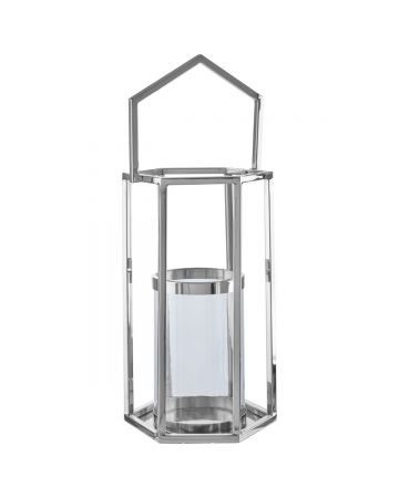 Herber Hexagonal Lantern - Large