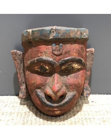 South Indian Mask