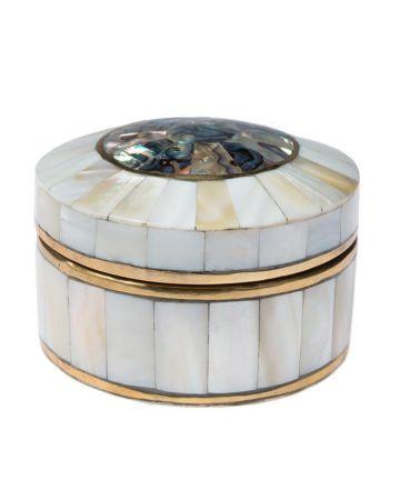 South Sea Round Box - Multi
