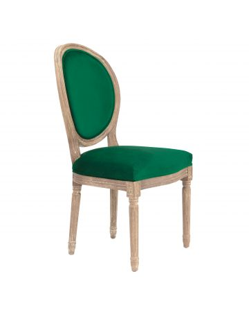 Caprice Dining Chair - Emerald