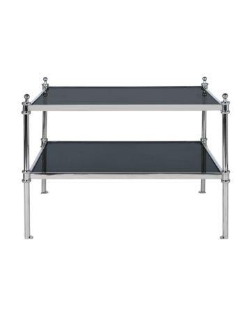 Cavendish Side Table - Chrome