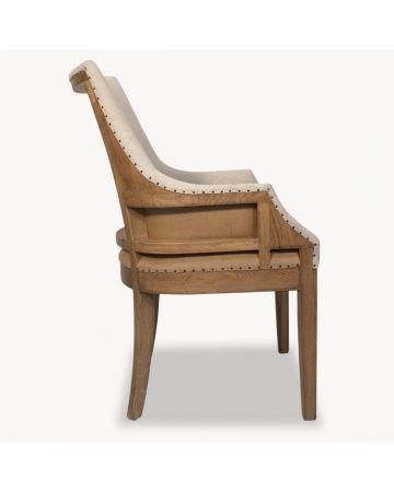 St Germain carver chair