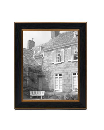 Black & Gold Photo Frame - 8x10