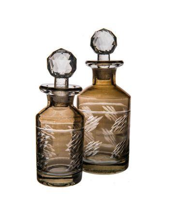 Delancy Etched Bottle - Large
