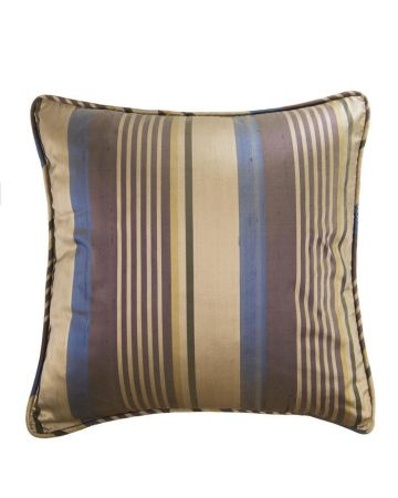 Mason Cushion - Multi Stripe
