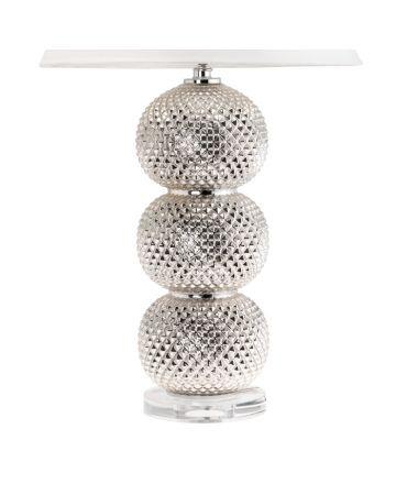 Sorrento Glass Lamp Base