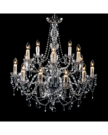 Clarence Chandelier - 14 Light