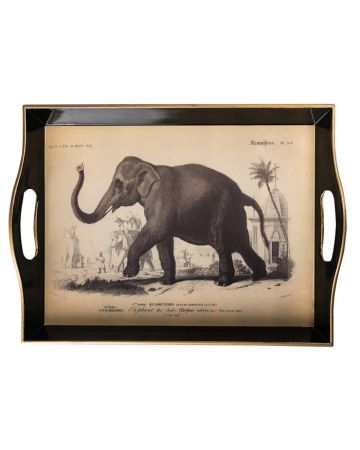 Al Fresco Tray - Elephant