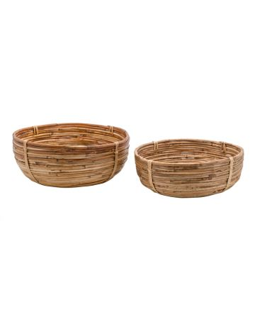 Safari Set of 2 Fruit Bowls