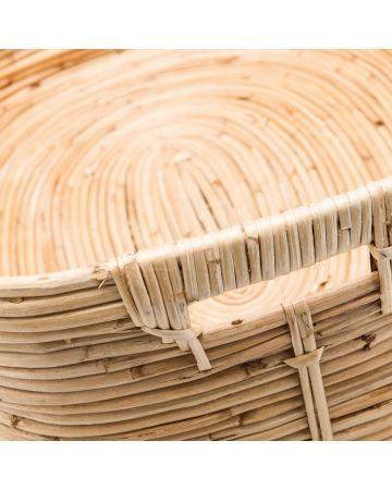 Safari Large Cane Multi Purpose Basket