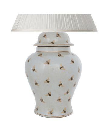 Bee Temple Jar Lamp Base - Medium