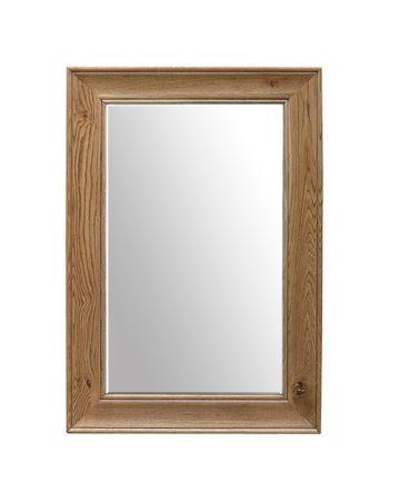 Monterey Oak Mirror