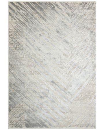Cordoba Rug - Silver Blue