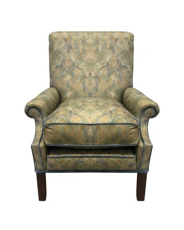 Osbourne Occasional Chair - Rousham Chartreuse