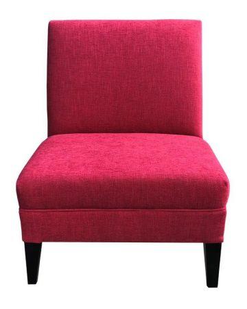 Romney Slipper Chair - 'Kreyola' Lipgloss