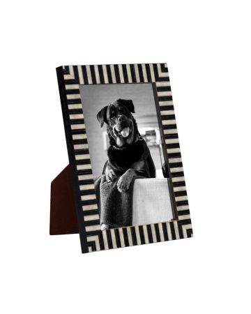 Stripe Photo Frame - 4x6
