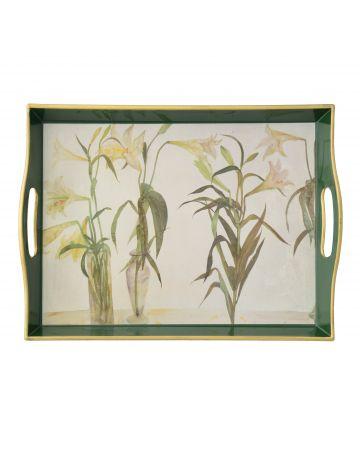 Al Fresco Tray - Lilies