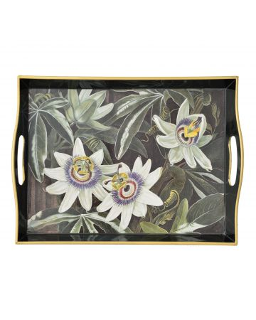 Al Fresco Tray - Passion Flower