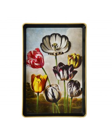 Al Fresco Small Tray - Tulips
