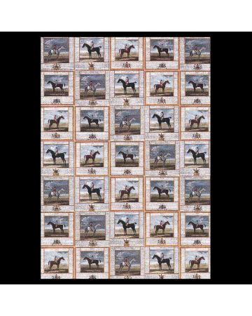 25 Pack Gift Wrap - Horse
