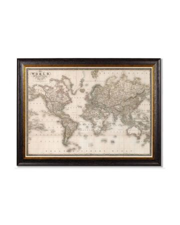 Map of the World - Small