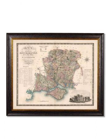 Hampshire Print