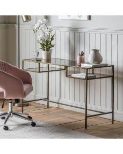 Oslo Desk - Bronze