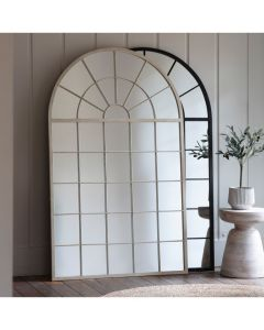 Pembridge Window Mirror - White