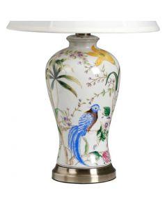 Tropicana Lamp Base