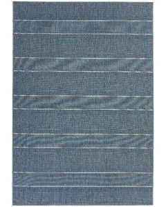 Terrazza Rug - Blue Stripe