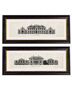 Elevations of Stately homes