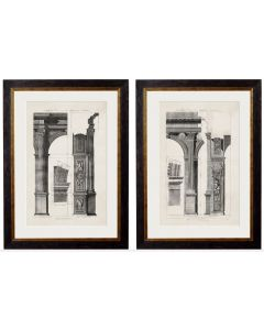 C.1796 Architectural Study of Arches