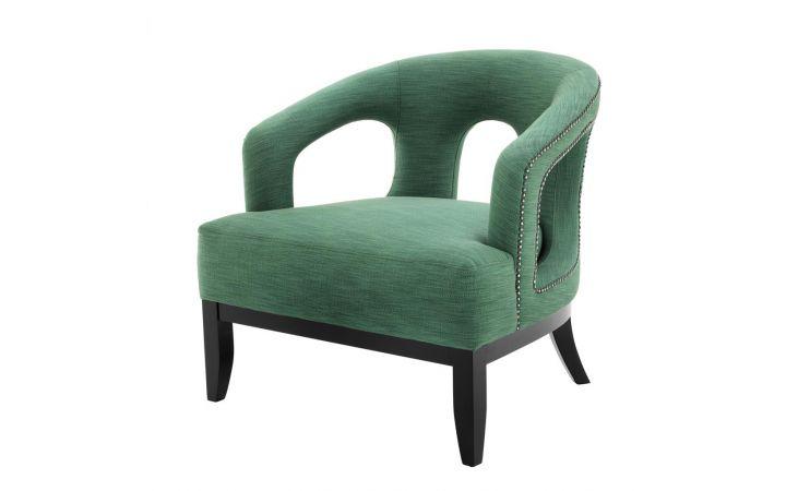 Eichholtz Adam Chair - Albin Green
