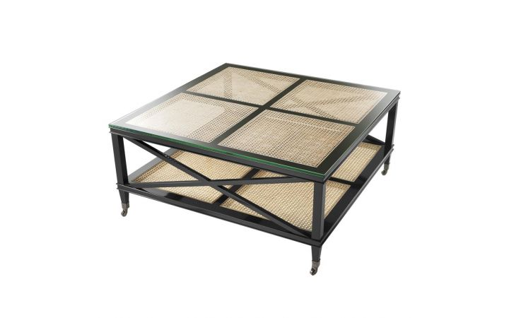 Eichholtz Bahamas Coffee Table - Black