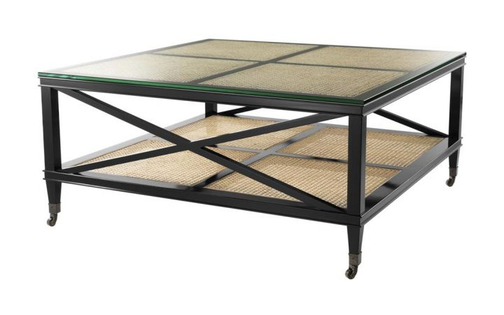 Bahamas Coffee Table - Black