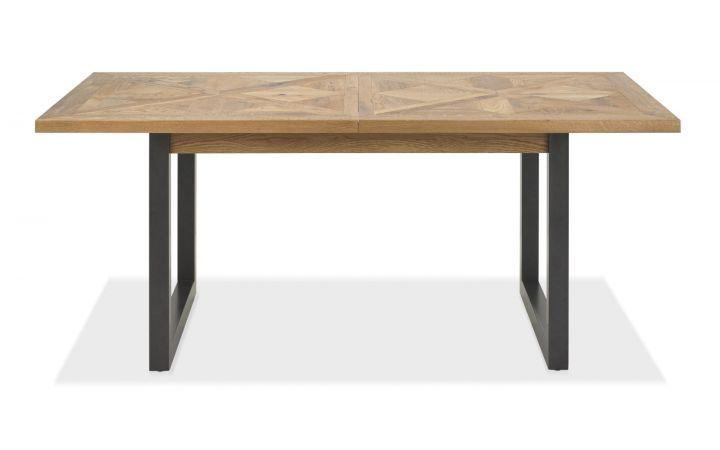 Bordeaux Extendable Dining Table - Oak