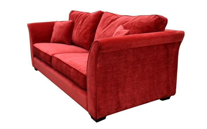 Blake Large Sofa - 'Manolo' Harissa
