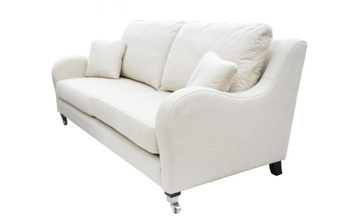 Burford Large Sofa - 'Krayola' Natural