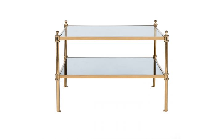 Cavendish Side Table - Gold