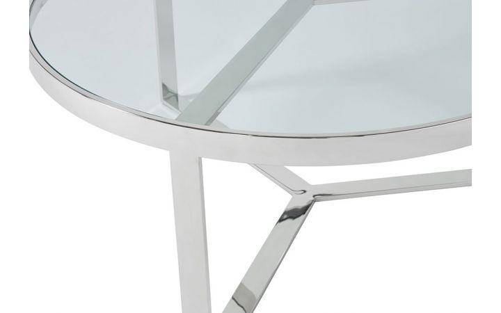 Chrysler Round Coffee Table