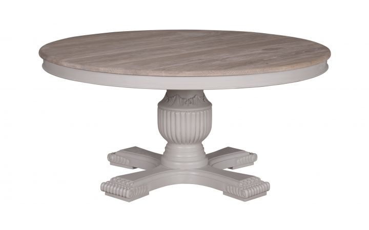 Hardwicke Dining Table - Grey