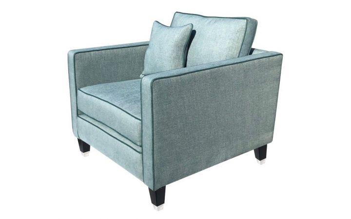 Hollywood Chair - Warwick 'Krayola' Azure